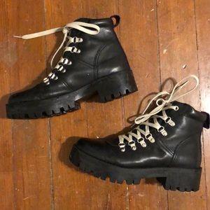 Steve Madden Shoes - Steve Madden Hiker Combat Boot